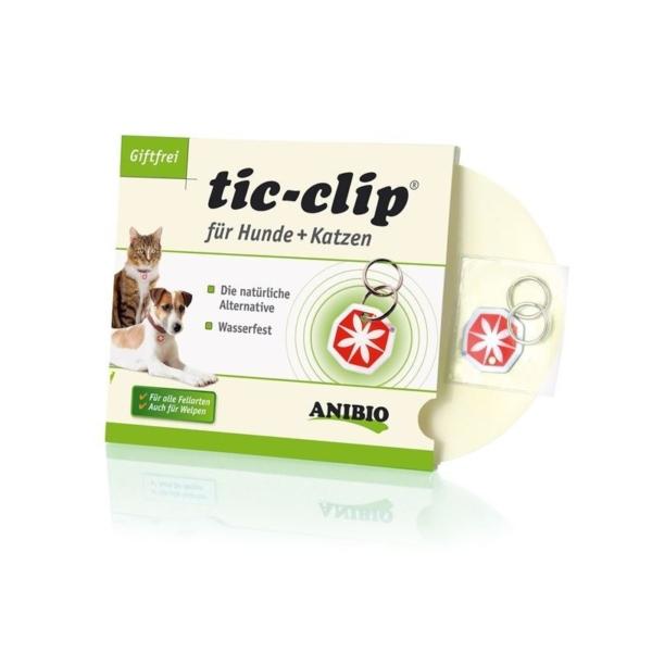 Tic-clip, Anibio mod lopper, tæger og andet utøj