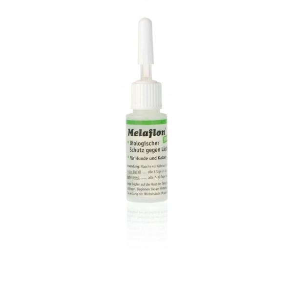 ANIBIO Melaflon spot-on 10 ml. Naturlig beskyttelse mod lopper m.fl.