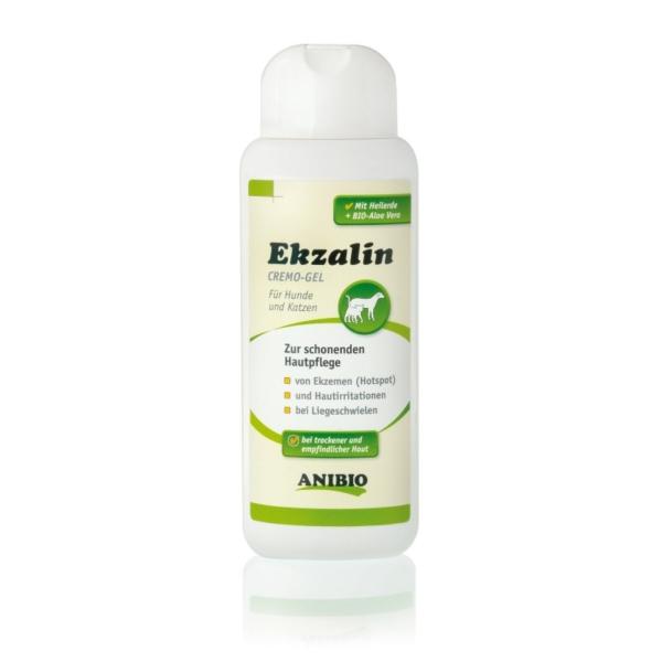 ANIBIO Ekzalin (eksem) 250 ml. mod Hotspot til kat og hund