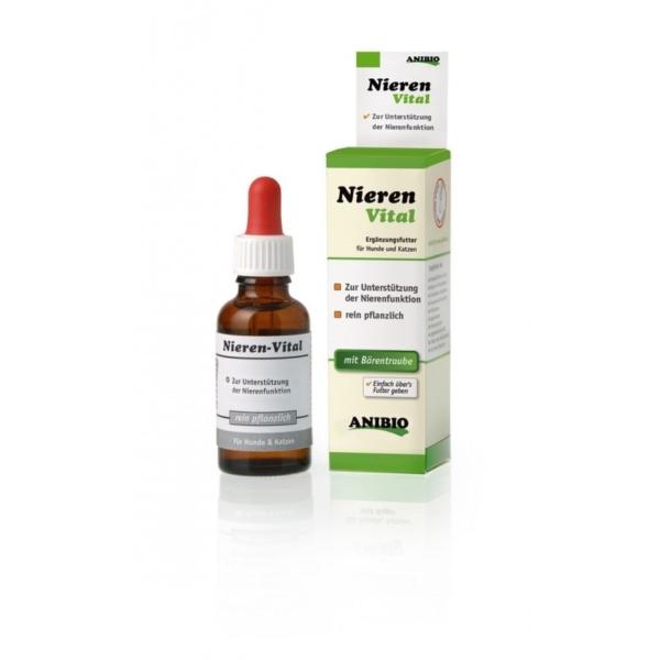 Anibio Niern-Vital 30 ml. Nyrepleje