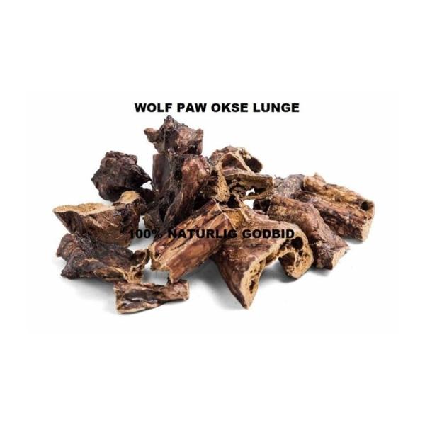 Wolf Paw Okse Lunge 200 g. lunge fra kvæg