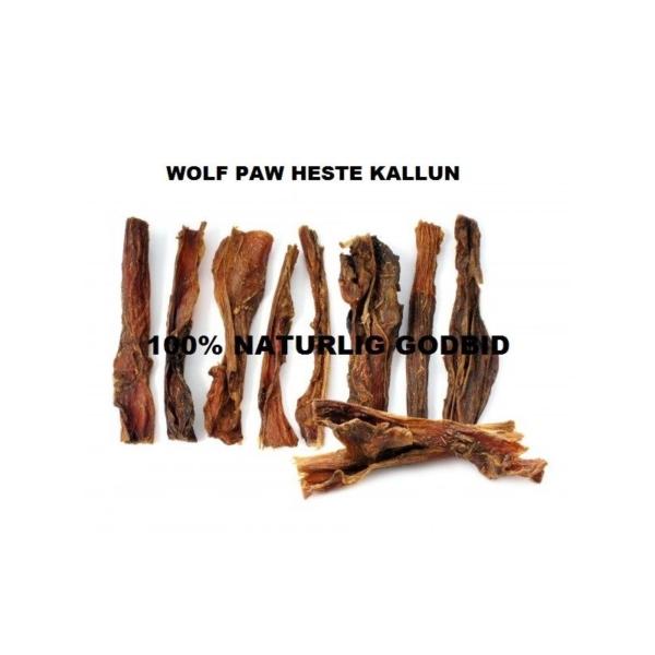 Wolf Paw Heste Kallun 200 g. Vom/mave fra hest, nænsomt tørret