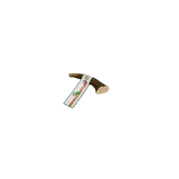 FarmFood Antler / Gevir -Small, 100% Naturligt Produkt.. Ideel til hundens tandpleje