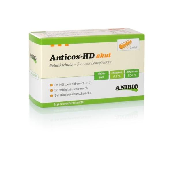 ANIBIO Anticox AKUT, kapsler 50 stk.