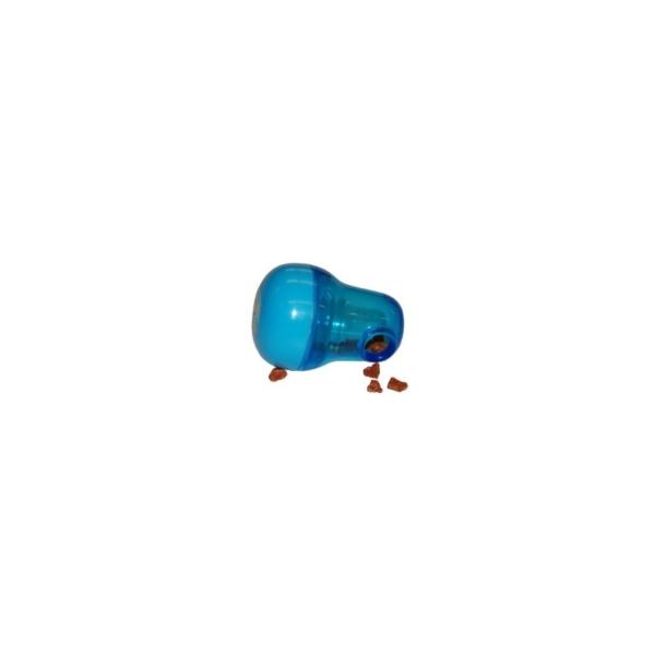 CAT PYRAMID SMALL Blå 9.5CM NINA OTTOSSON