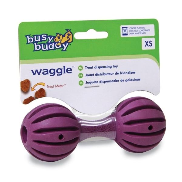 BUSY BUDDY WAGGLE M-L