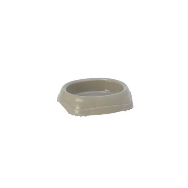 Smarty Bowl Kat, plastik, Warm Grey