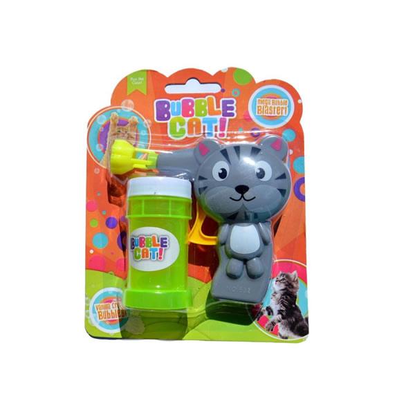 mega bubble blaster sæbebobler kat
