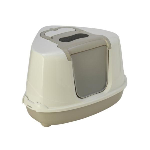 FLIP CAT CORNER WARM GREY. Moderna Products