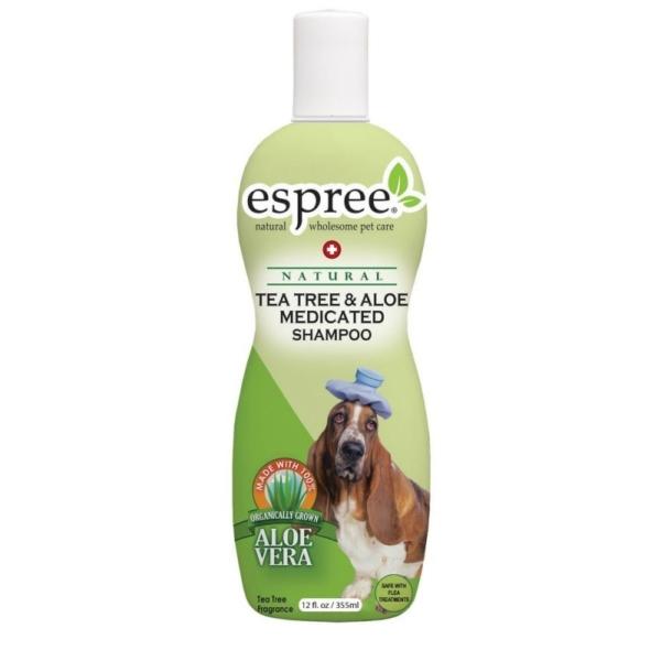 Espree Tea Tree & Aloe Shampoo 355ml. Espree