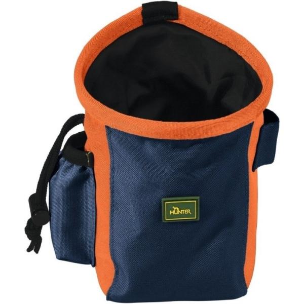 Hunter Godbidtaske Bugrino Standard. Large. Grå-Blå/Orange