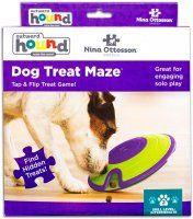 Dog Treat Maze, plast. Nina Ottosson.