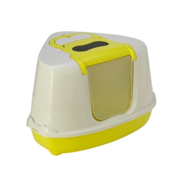 Flip cat corner Lemon. Moderna Products.