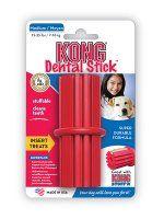Kong dental stick L 13x6 cm. En jævn rengøring af tænder og tandkød