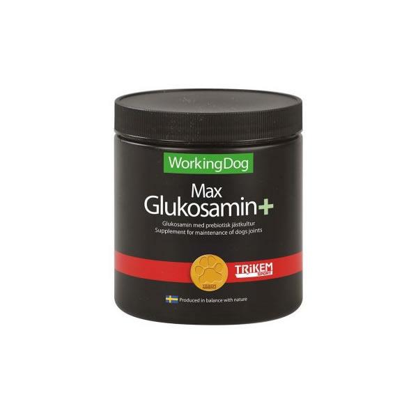 workingdog max glucosamin plus trikem