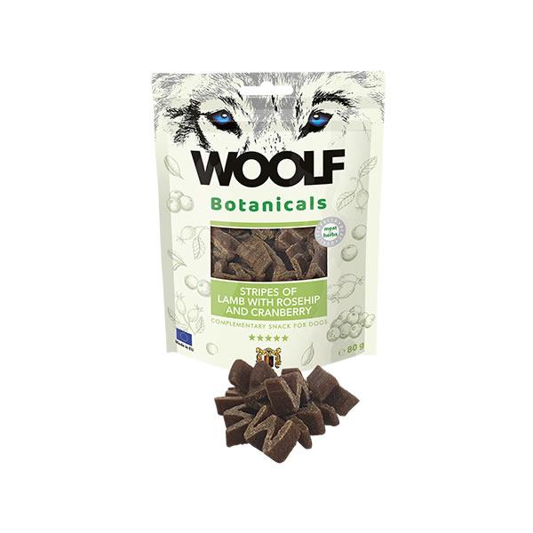 Woolf hundegodbid med lam
