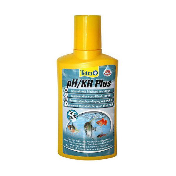 Tetra PH/KH plus til akvarievand